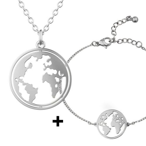 Wonderful World Jewelry Set