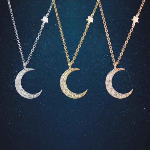 Moon Necklaces