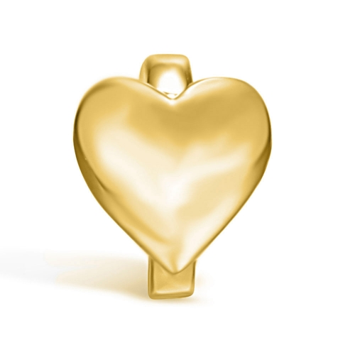 Heart of Life gold-plated