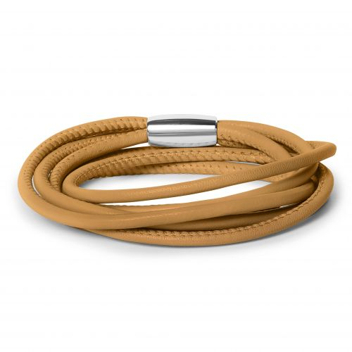 Bracelet Brown Leather