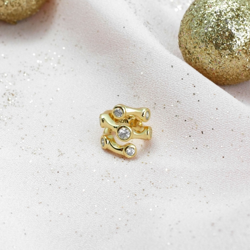 Sparkle Dream Charm Gold