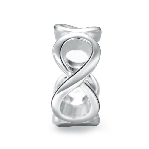 Eternity Charm Silver